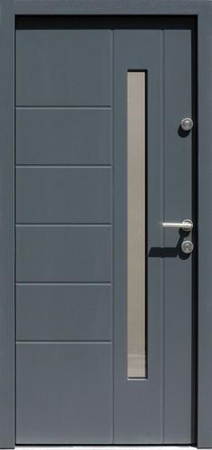 Drzwi zewnętrzne pcv czy stalowe