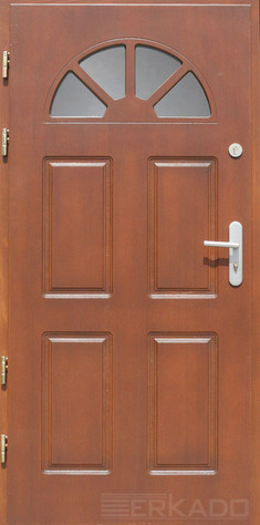 Drzwi erkado zewnętrzne