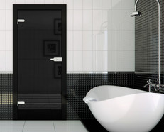 Folia Black (Drzwi INTERDOOR)
